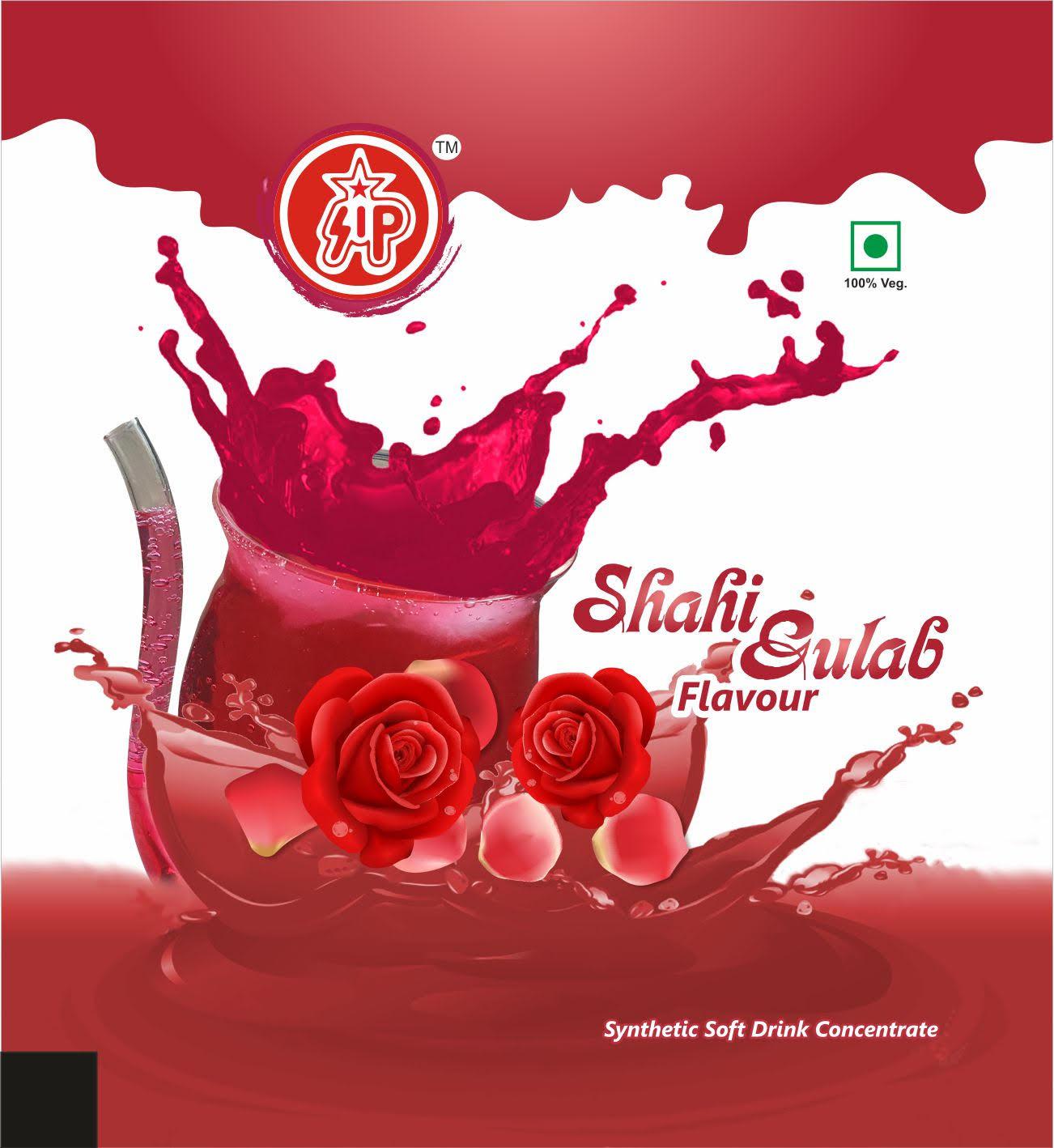 Shahi Gulab Flavor